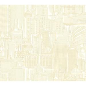 York Wallcoverings 60.75 sq. ft. Great Expectations Wallpaper-RB4211 at The Home Depot