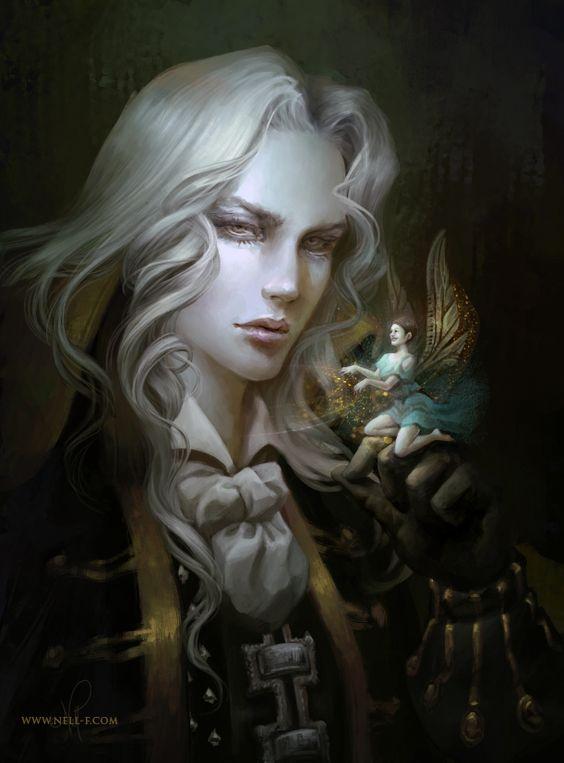 Alucard. Castlevania Symphony of the Night artwork by nell-fallcard on DeviantArt