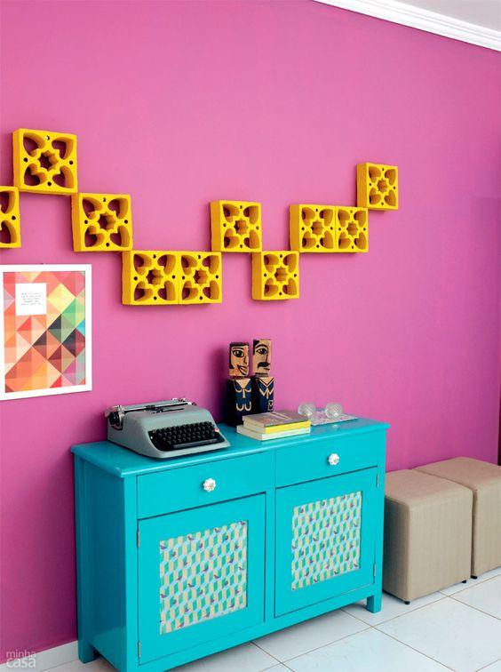 A doçura do lilás, a alegria do amarelo e a energia positiva do turquesa estão na moda