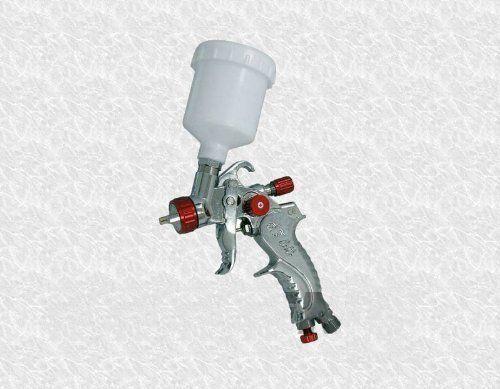 Mini – Pistolet à peinture à alimentation par gravité Buse de 0.8mm: Mini – Pistolet à peinture à alimentation par gravité Buse de 0.8mm –…