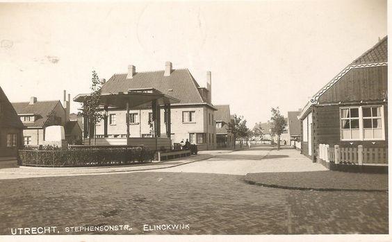 Werkspoorplein 1928