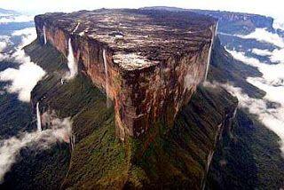 Mistérios da Amazônia: Lenda do Monte Roraima