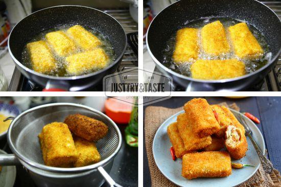 Resep Risoles Isi Ragut Jtt Makanan Dan Minuman Ide Makanan Resep Masakan