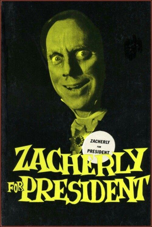 Image result for JOHN ZACHERLY GIF