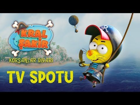 Kral Sakir Korsanlar Diyari Tv Spotu Youtube Tv Savas Topu Kral
