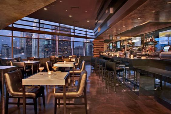 WP24 Downtown Los Angeles :: Wolfgang Puck Modern Asian Cuisine Restaurant