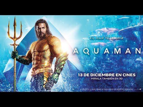 Aquaman El Héroe Que Atlantis Necesita Oficial Warner Bros Pictures Hd Sub Youtube Aquaman Pelicula Banda Sonora Jason Momoa