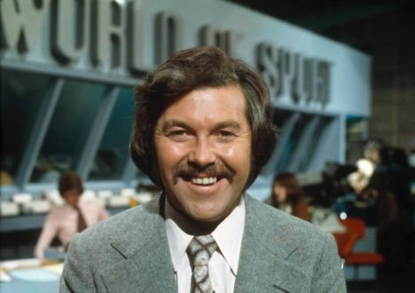 Dickie Davies and world of sport. 1970s wrestling ...