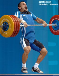 Pyrros Dimas | Weightlifting Motivation | Pinterest