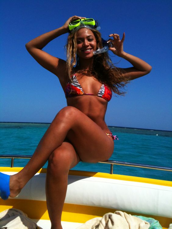 beyonce will always have the best body to me