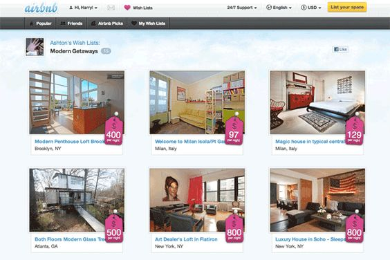 Airbnb: Get your hotel in the way you want
