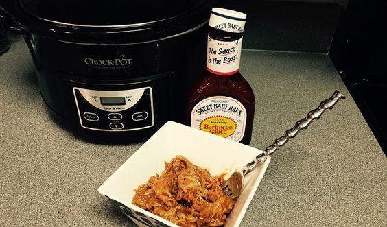 This delicious BBQ chicken recipe is quick and VERY tasty to throw together during your busy schedule. Serve with rice, on a bun or even by itself! There's no way you could be disappointed with this flavorful dish!  Ingredients: 2 Lbs. Boneless, Skinless Chicken Tenderloins  1 Cup Sweet Baby Ray's Barbecue Sauce  1/4 Cup Wish-Bone Italian