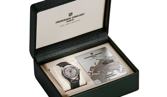 Frédérique Constant timekeeper oficial do Peking to Paris Motorsport Challenge