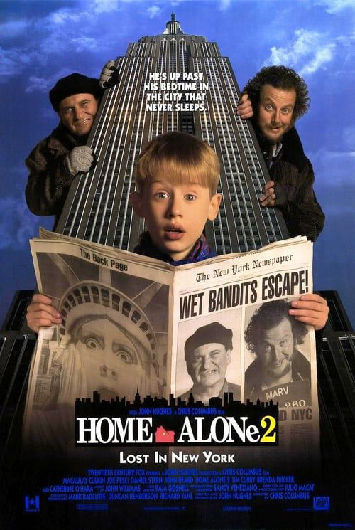 Free Download Home Alone 2 Lost In New York 1992 Dvdrip