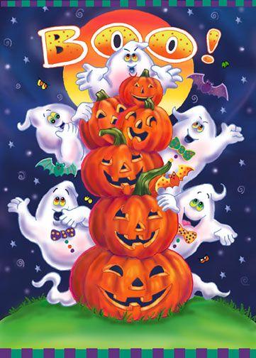 Happy Halloween by Janet Skiles