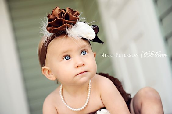 Baby Photography - clothing for a photo shoot