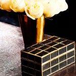 Ralph Lauren Home One Fifth Collection #blackandgold #ralphlauren #interiordesign