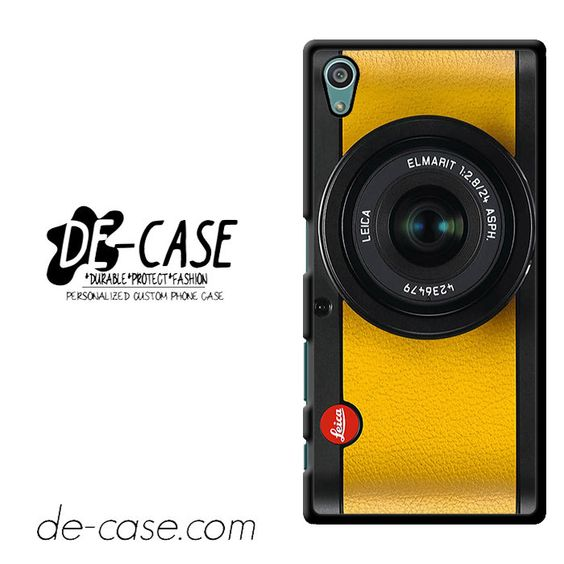 Lemon Yellow Leica Camera DEAL-6420 Sony Phonecase Cover For Xperia Z5