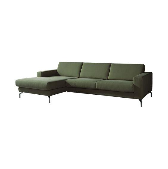 Sof tapizado en tela de color amore 104 de tres plazas - Sofa para tres ...