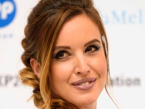 Charlie Webster is a well-known TV presenter