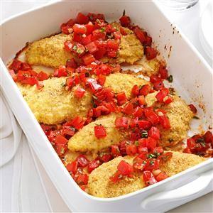 Bruschetta chicken (TNT) 0c5217f33eb0d050b3e3b337afb32db7