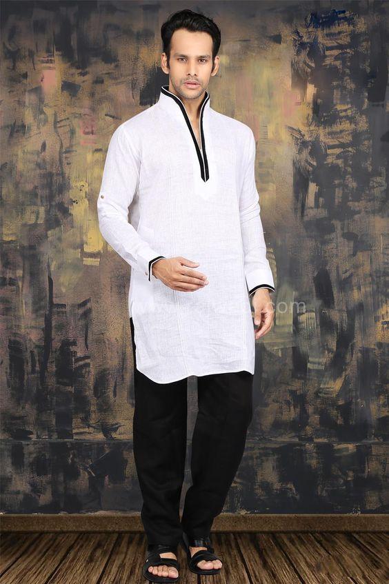Latest Linen Pathani Suit for Men #PathaniSuits #RajwadiOnline #Navratri
