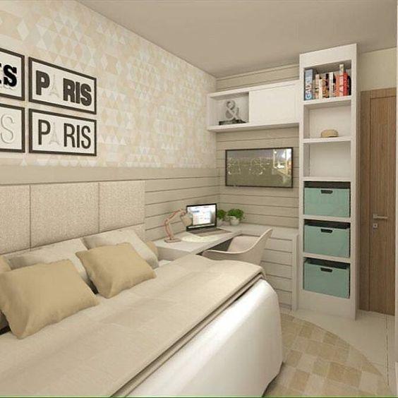 Estudos para um quarto de menina ❤️ a marcenaria aproveita espaços mortos como este cantinho e os torna muito úteis!