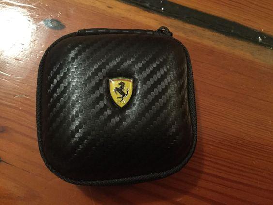All new Ferrari ear phones with case  https://t.co/CVIx6LBtZS https://t.co/HHIEdv0zWU