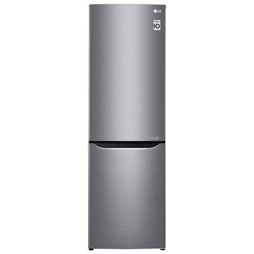 Lg 24 Counter Depth Bottom Freezer Refrigerator Lbnc12551v