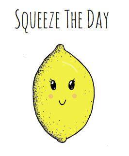Food Play On Words : words, Lemon, Words, Seize, SkpInk, Https://www.etsy.com/listing/608922783/lemon-pun-card-pun…, Puns,, Funny