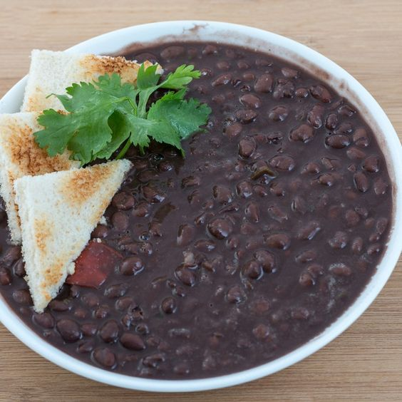Cuban-Style Black Beans | Recipe | Black, Food reviews and ...