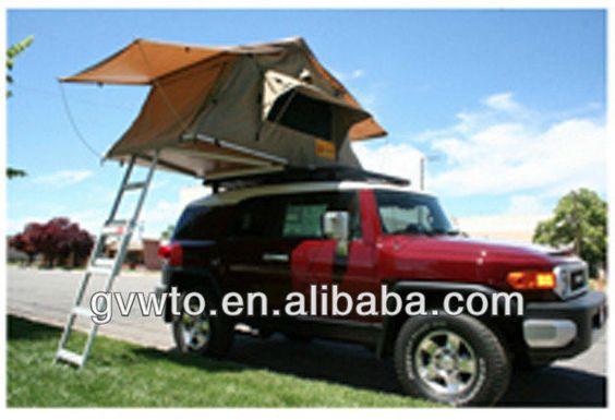 car roof tent