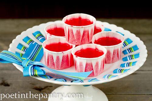 Vodka Jelly Cake Recipe: Strawberry Jello Shots, Shorts And Cake Shots On Pinterest