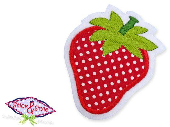 http://de.dawanda.com/product/27433089-Aufnaeher-Erdbeeren---Puenktchen-rot---Applikation