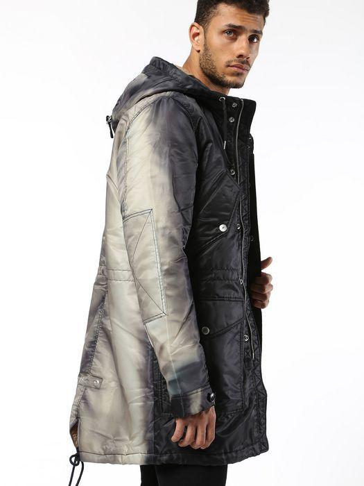 Diesel W VEDDIN Winter Jacket. Find out more on Diesel Online ...