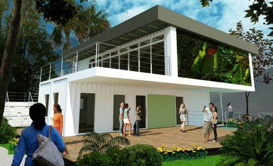 RJ ganha complexo educacional construído em contêineres