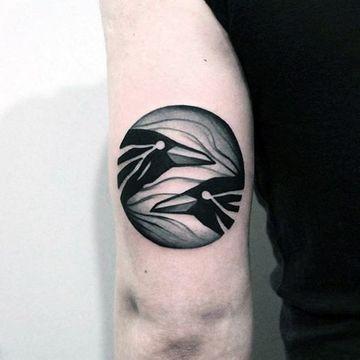 Pin En Tatuajes En El Brazo