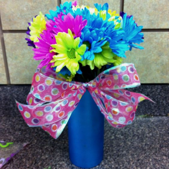 Daisy Floral Arrangement Get These Died Bouquets From Kroger Floral