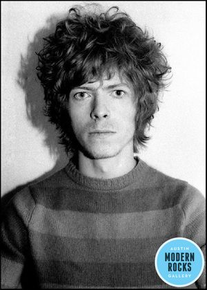 Signed limited edition fine art photograph of David Bowie by photographer Ray Stevenson.    Location: Foxgrove Road, Beckenham Date: 1967  Photographers notes: Everyone looks so bad in their passport photos, so lets do a really bad one - David Bowie
