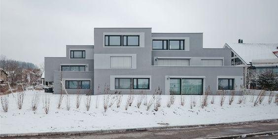 Mehrfamilienhaus | phalt Architekten AG