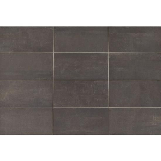 12x24 Matte Black Porcelain Tile Blacktile Porcelain Wallcovering Flooring Black Tiles Interio Black Porcelain Tiles Porcelain Flooring Porcelain Tile