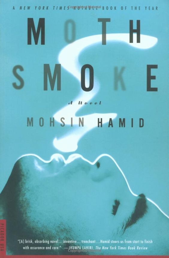 """Ripped directly from Mohsin Hamid's website, """"About sex, drugs, and class conflict in 1990s urban Pakistan. Asks the reader to judge the trial of an ex-banker and heroin addict who has fallen for his best friend's wife."""" Hamid has only written two novels. I'm impatiently waiting for the third."""