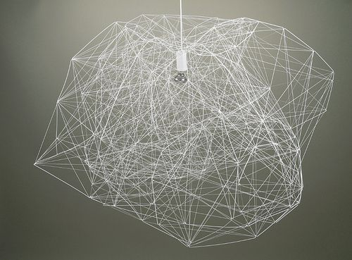 Lamp by Sara Ivanyi