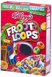 Today's Favorite FREEBIES at Dollar Tree|Kelloggs Crunchy Nut & Froot Loop Cereals