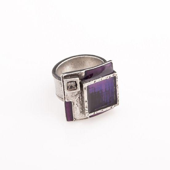 $52 Nes 2012 Tableaux Modernes Ring RG19  Achetez ici/Buy it  here/Compralo aqui :  http://bijouxbleu.panierdachat.com/en/details.php/qs/prodId/46441/