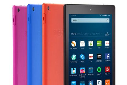 Amazon Has a Potent Weapon in the Tablet Wars: Low Prices The overall tablet market is no longer a growth juggernaut with weak sales from the likes of Apple and Samsung. But Amazons sales are rising. Technology Tablet Computers
