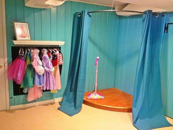 playroom stage ideas - Google Search