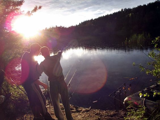#fishing with friends #outdoor