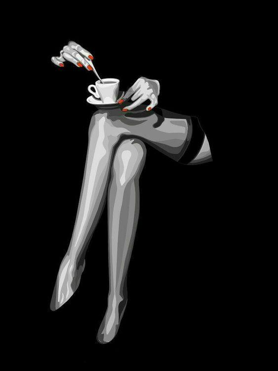 Y si...Empezamos con un café