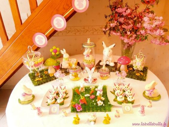 Une Sweet Table Alice Au Pays Des Merveilles Pour Un